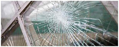 Bedford Smashed Glass
